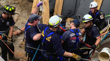 Trench Rescue in Pawleys Island