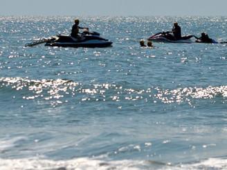 MFR Hones Water Rescue Skills