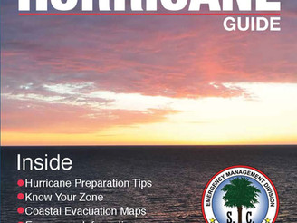 2017 S.C. Hurricane Guide