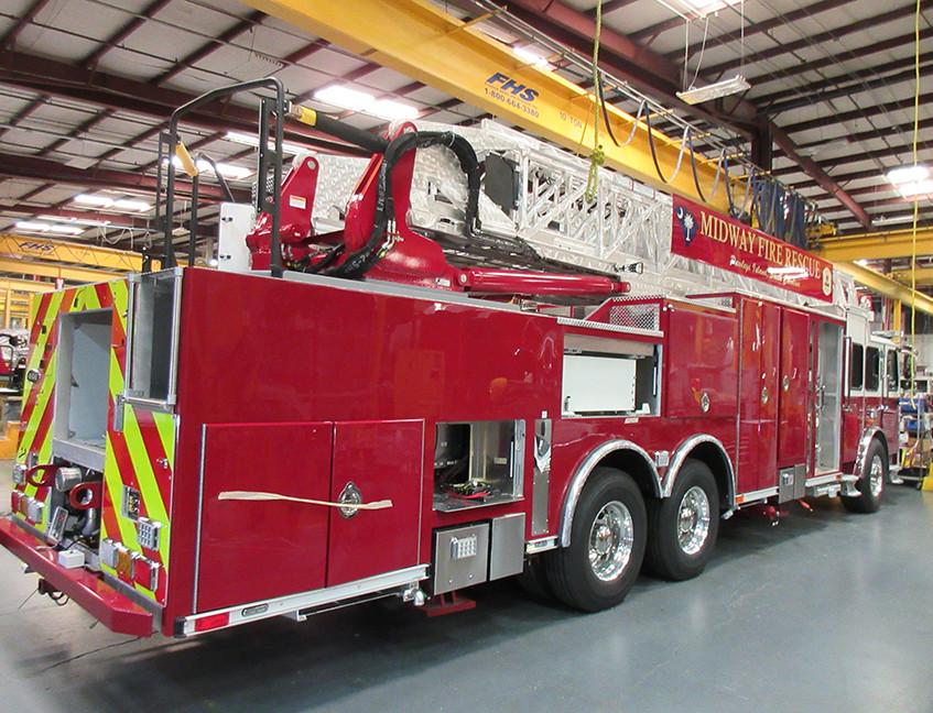 Ladder load 2