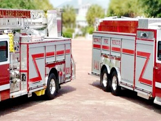 MFR Welcomes Two New Apparatus