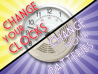 Change Your Clock, Change Your Batteries