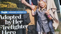Midway Fire Rescue Firefighter Marc Hadden featured in People Magazine!