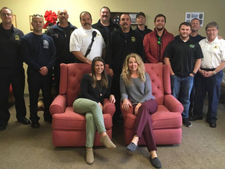 New Furniture to Station 81