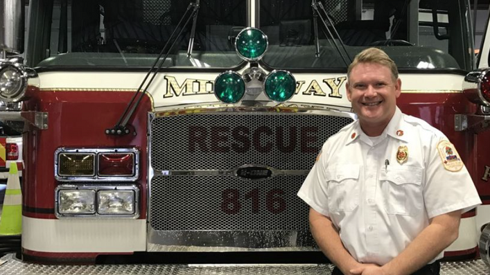 Meet Our Crew: Fire Marshal Todd Blomdahl