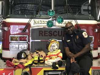 Meet Our Crew: Fire Inspector Mike Morris