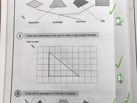 Maths - 29th June to 3rd July 2020 - Days 60-64