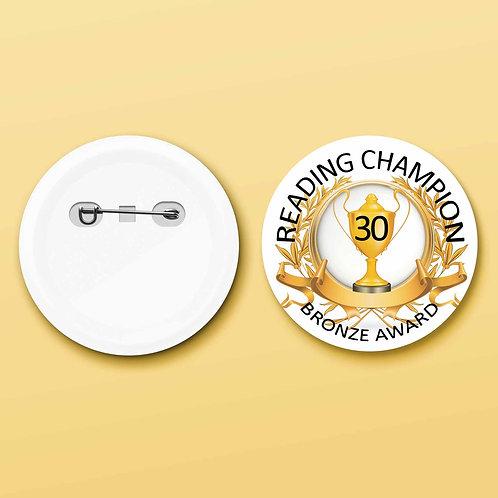 reading reward badge