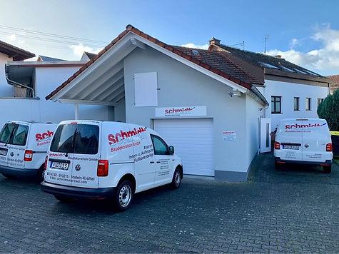 Schmidt Baudekoration GmbH Van