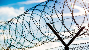 Barbed wire instead of therapy