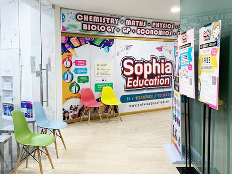 What makes us the most popular and upcoming tuition centre in Singapore?