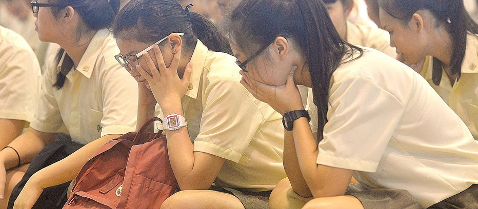 MENTAL HEALTH AMONGST STUDENTS IN SINGAPORE: WHY AND HOW TO SOLVE IT