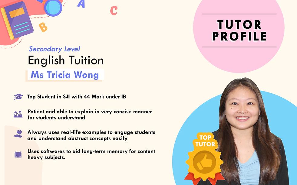 English_Secondary-Ms Tricia Wong_Sophia