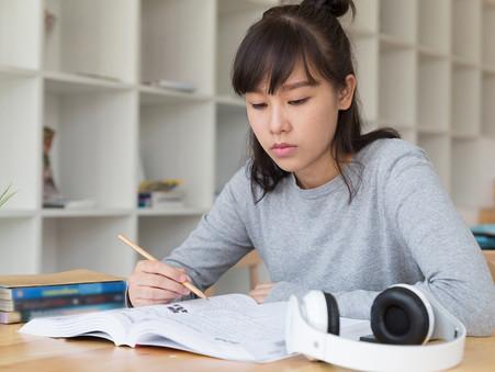 Imperative Study Habits