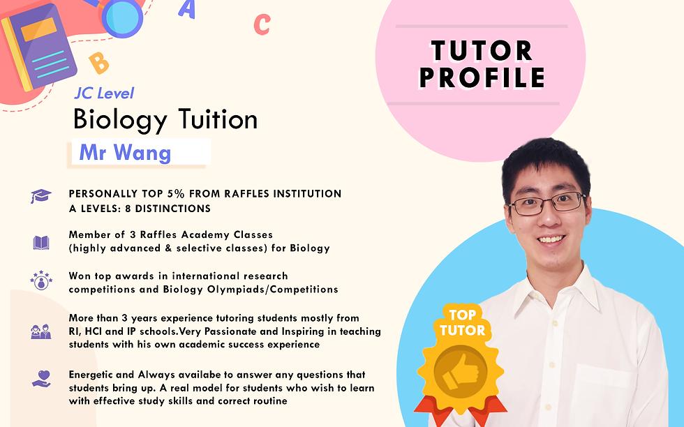 Biology_JC_IP_IB-Mr Wang-Sophia Educatio