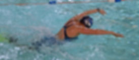 Swimming training in Leicester