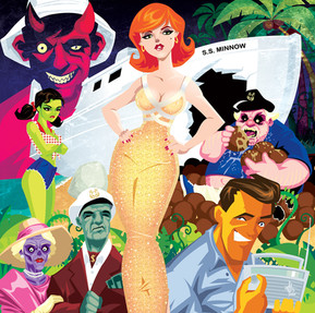 7 Deadly Sin of Gilligans Island