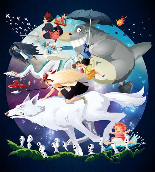 Miyazaki Madness