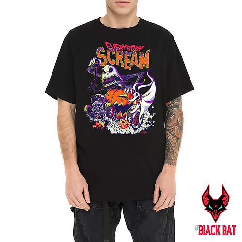 Everybody Scream! Unisex T-Shirt