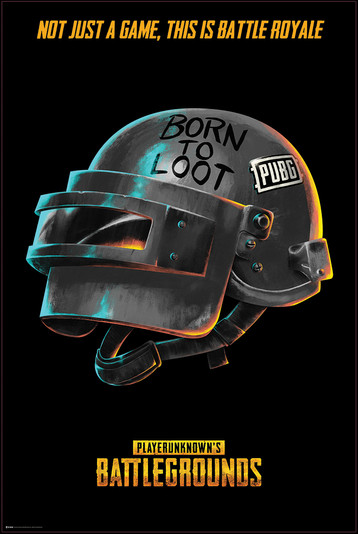 PUBG_Born_to_Loot_Poster_Art_PGAA0070_PP