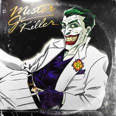Mister J Killer Album Cover