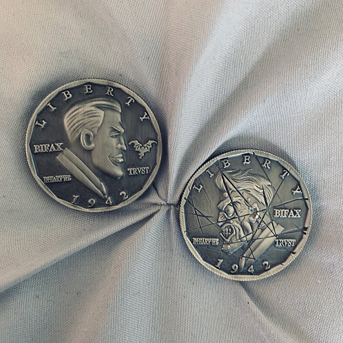 Two-Faced coin