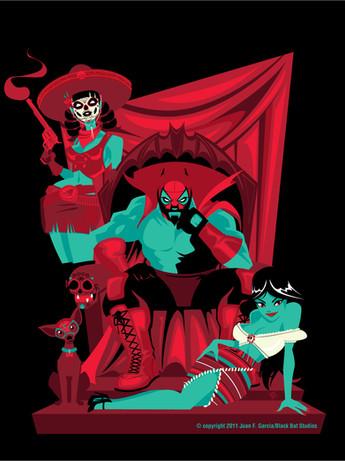 El Black Bat