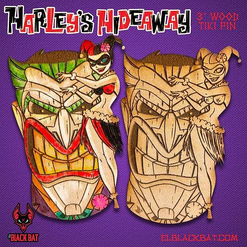 Harley's Hideaway Tiki