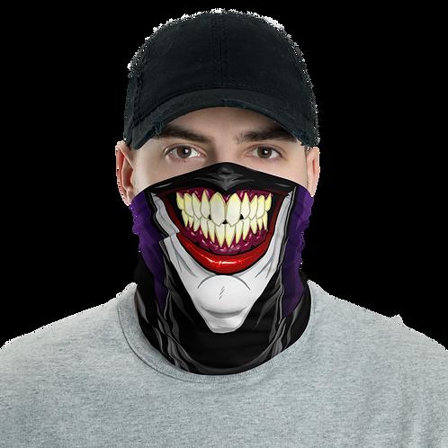 Bat who laughs Neck Gaiter