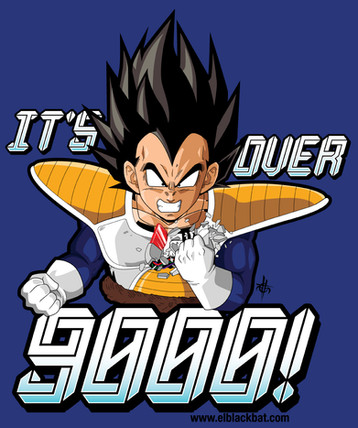 Over 9000!