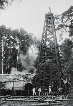 Erdöl. Eine kleine Kulturgeschichte