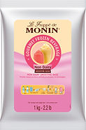 220368 Monin Frappe Non-Dairy Smoothie N
