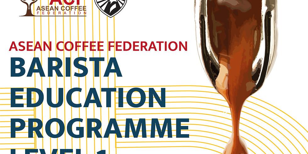 ACF Barista Education Programme Level 1