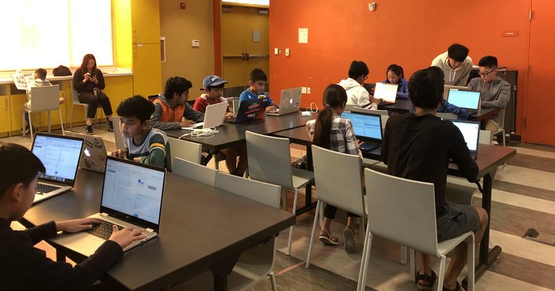 ETF @ San Jose Public Library
