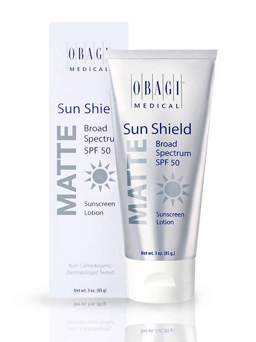 Obaji |Sun Shield Matte SPF 50 3.0oz