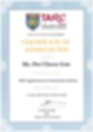 TARC Certificate - Ooi.PNG