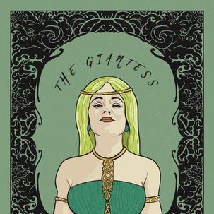 The Giantess Poster