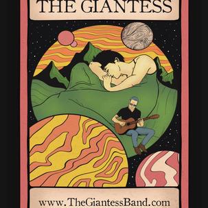 The Giantess Tarot Card
