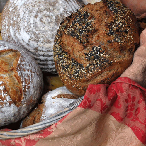 Introduction to Bread Making workshop. May 30th, Sun.
