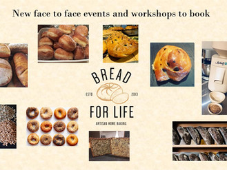 """Exciting """"face to face"""" workshops return!"""