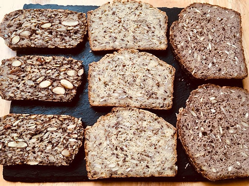 Gluten Free bread making Workshop