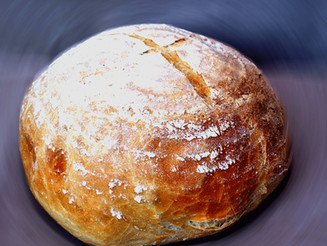 Handmade Strong White Bread Recipe