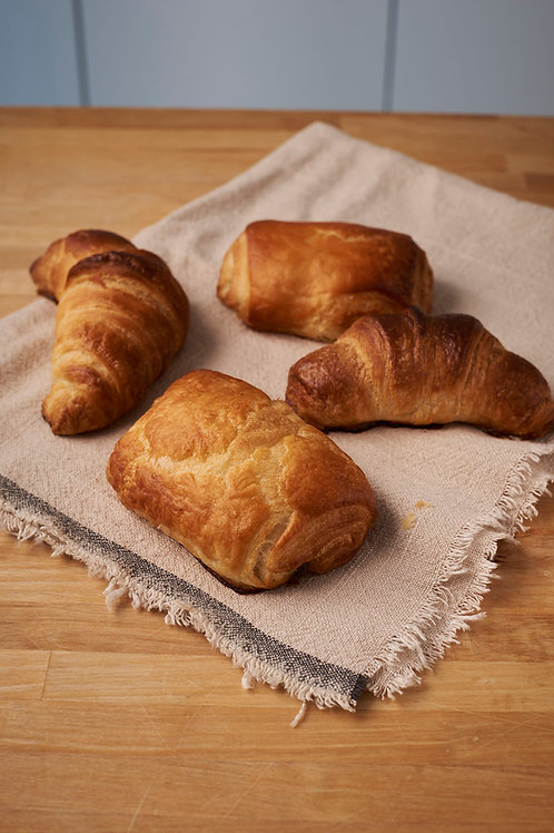 Sun 17th October: French Pastry with croissants and pain au chocolat