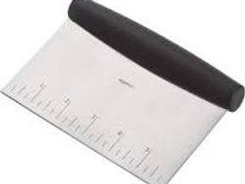 GastroMax metal bench dough scraper
