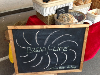 Real Bread and Life back to the Old Town