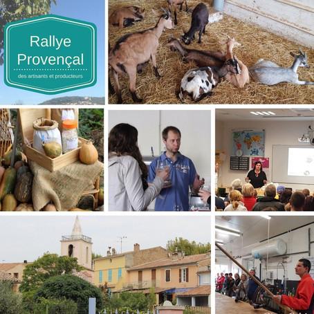 Rallye provençal des entreprises Éthiques et Responsables !