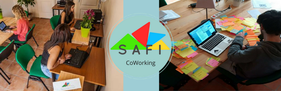 SAFI CoWorking Var open space