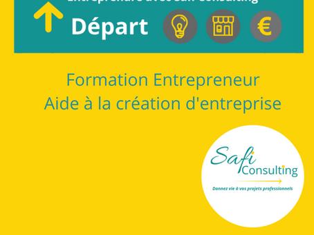 Formation professionnelle | Aide à la création d'entreprise ou d'association