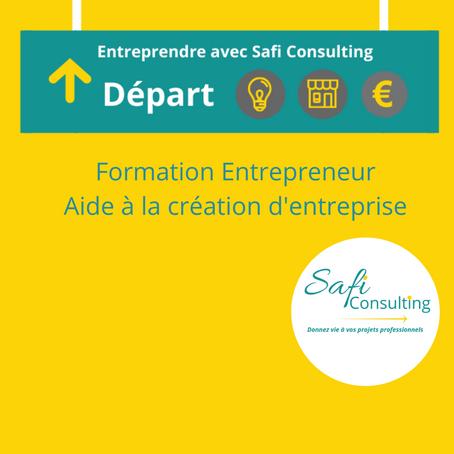Formation professionnelle   Aide à la création d'entreprise ou d'association