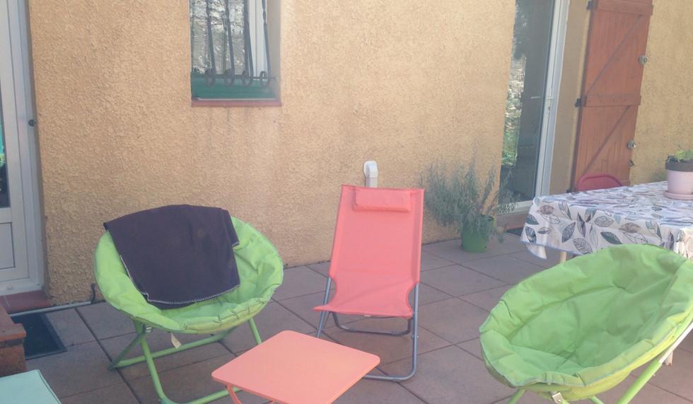 Chill Zone SAFI CoWorking en Provence